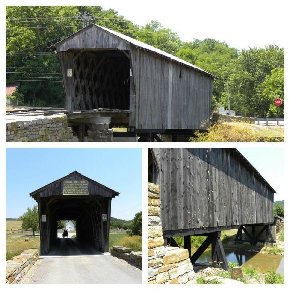 Covered Bridges in Kentucky