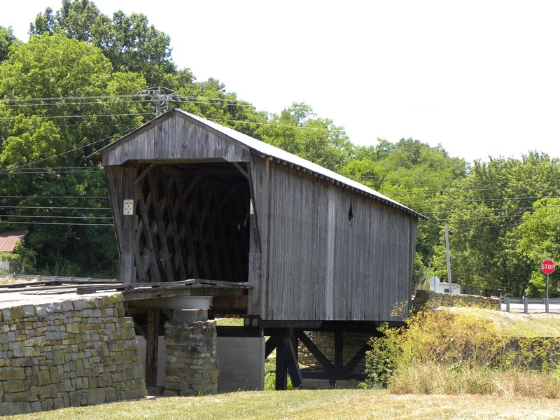 Covered Bridges in Kentucky