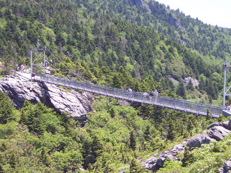 Grandfather Mountain North Carolina State By State Travel