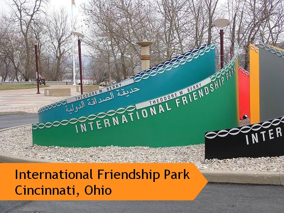 International Friendship Park – Cincinnati