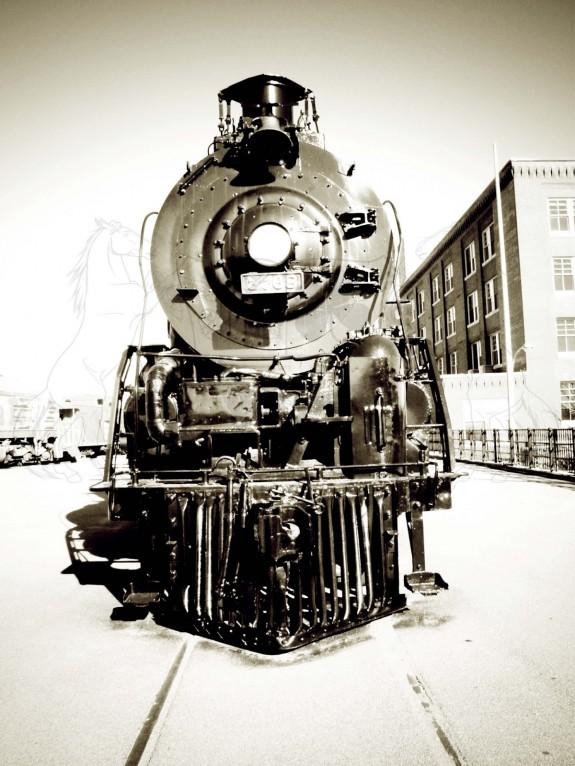 Great Plains Transportation Museum