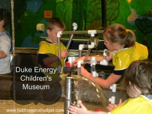 Duke Energy Childrens Museum – Cincinnati
