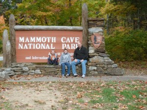 Mammoth Cave – Kentucky