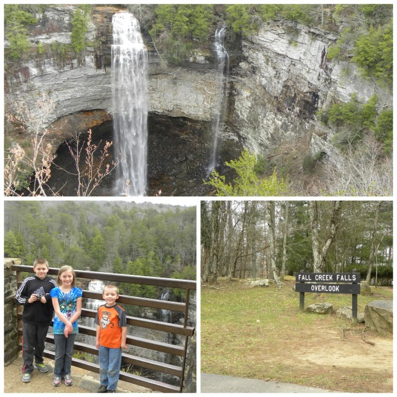Fall Creek Falls Overlook