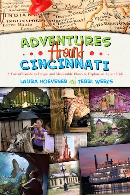 Adventures Around Cincinnati Book