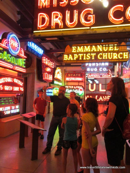 American Sign Museum (Image used by permission from <a href=