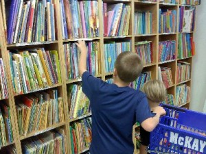 Used Book Stores Across the Nation