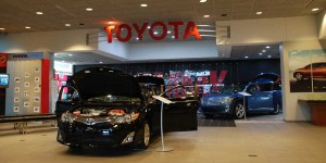 Toyota Factory Tour