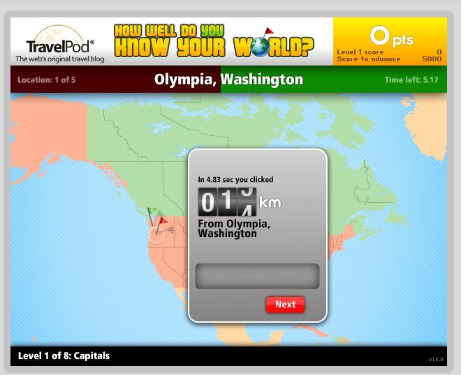 Test your USA Travel IQ
