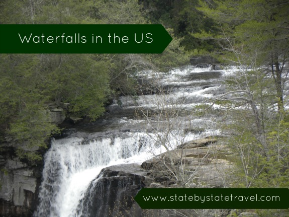 waterfalls in the us