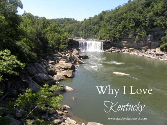Why I Love Kentucky