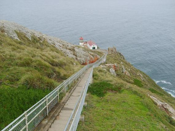 Read about Point Reyes Light Station, California