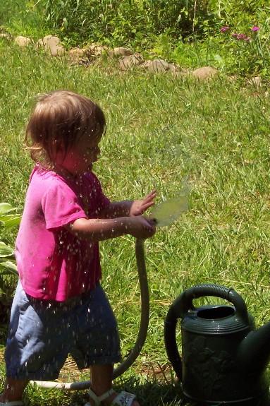 summer water fun 2006