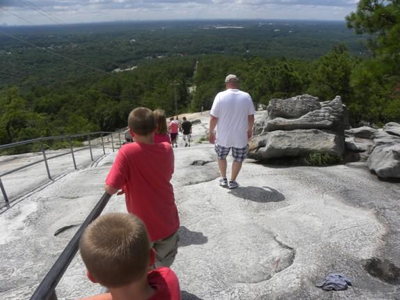 Travel Memories Stone Mountain
