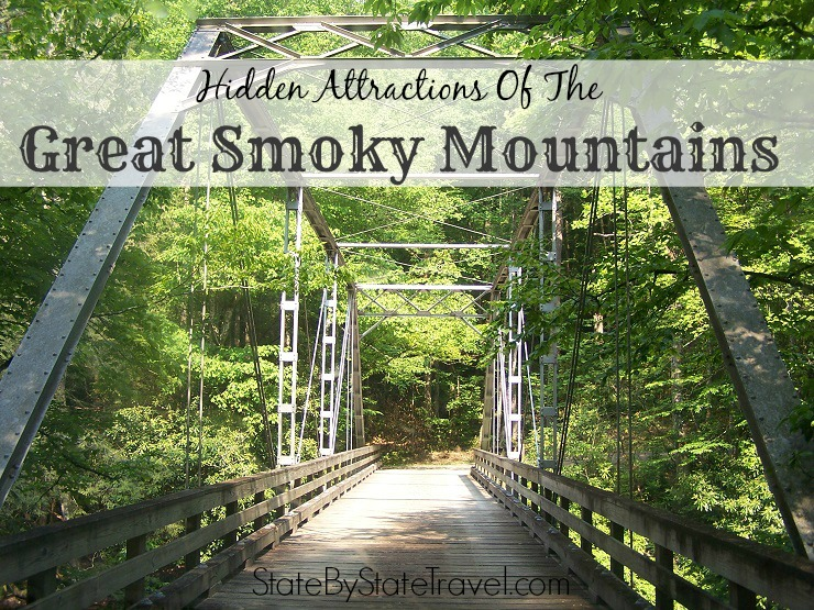 Check out some of the best hidden Smoky Mountain attractions