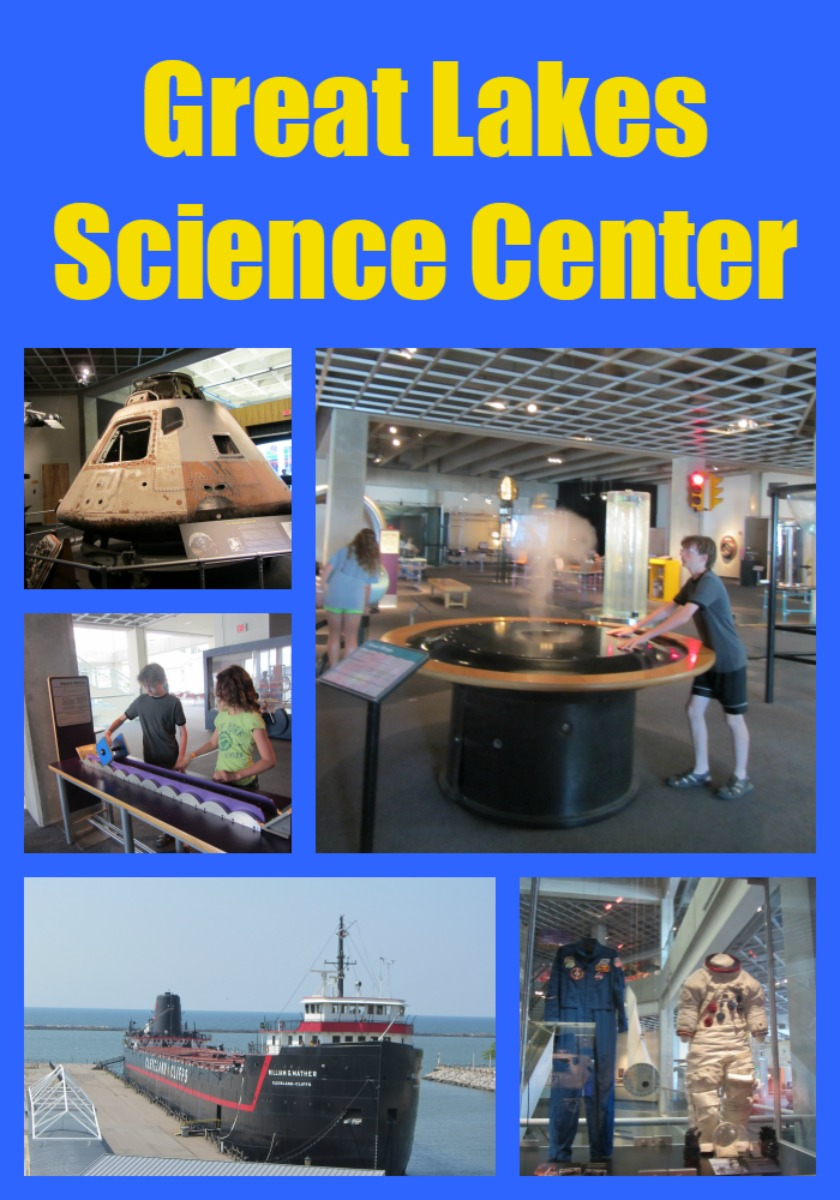 Great Lakes Science Center: 10 Of Our Favorite Things To Do In Ohio | State By State Travel