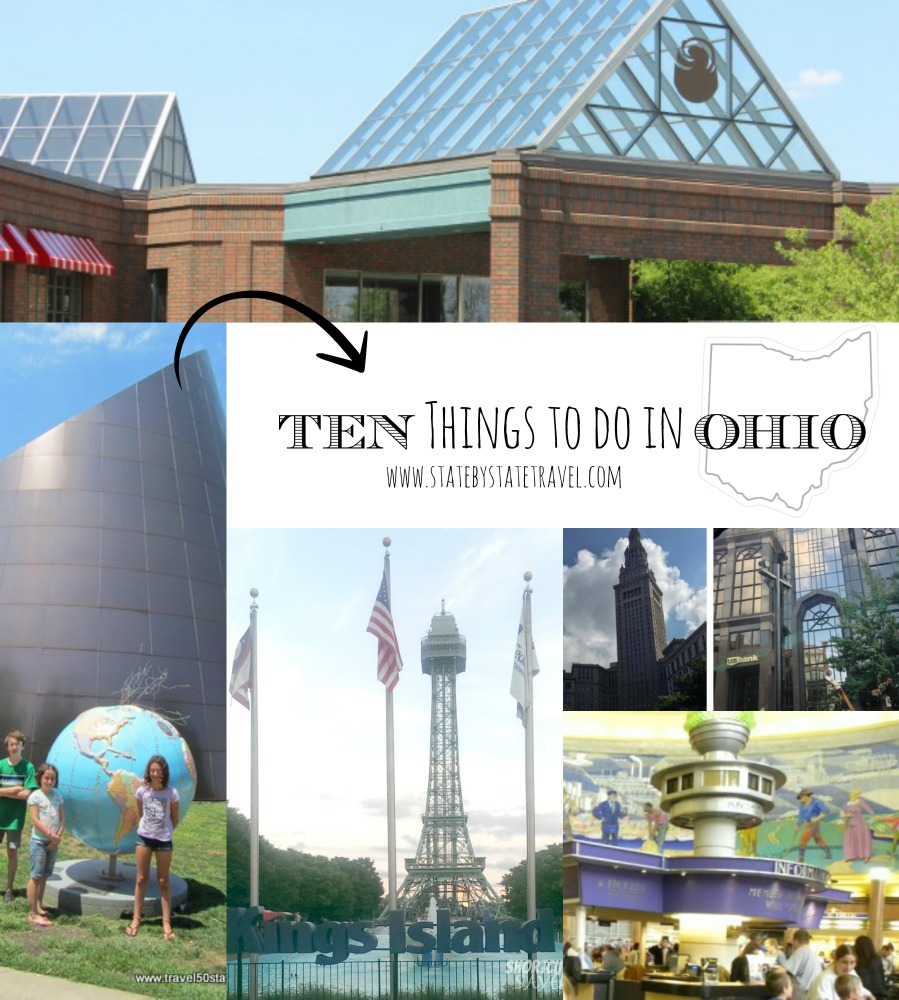 ten things to do in ohio