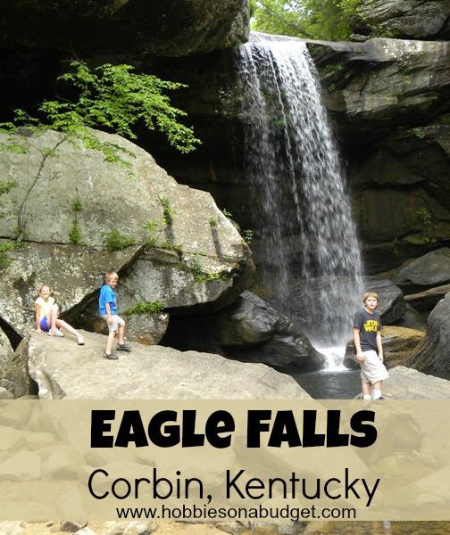 Eagle Falls Corbin Kentuckky