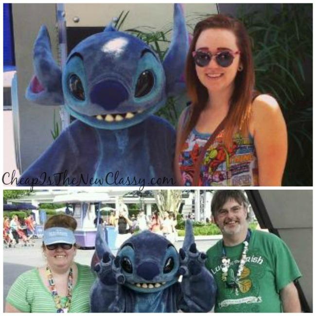 Character Meet and Greets At Walt Disney World #disneyside