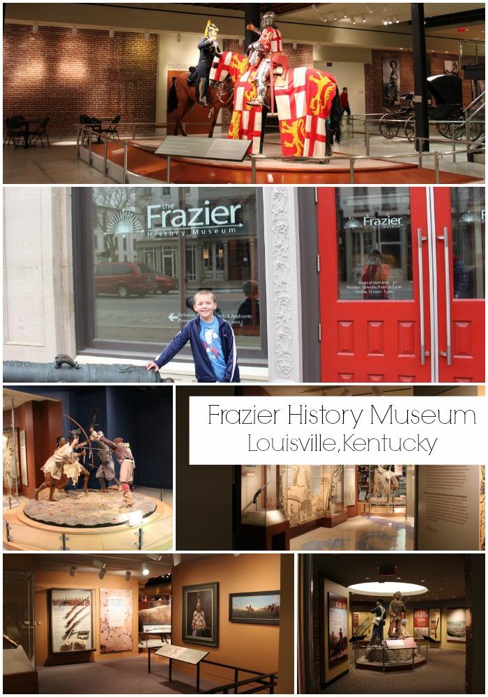 Frazier History Museum, Louisville Kentucky