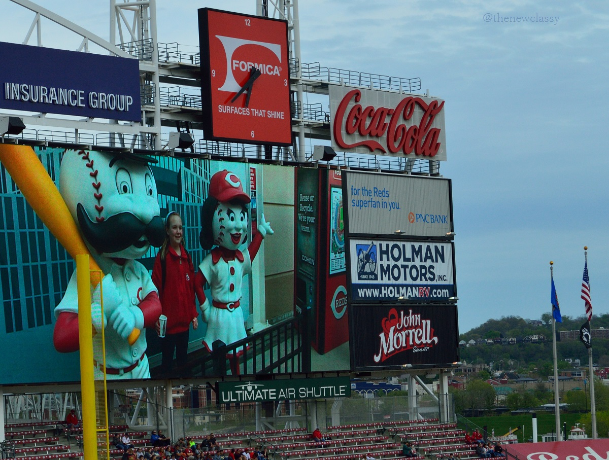 Why Major League Baseball Games Are For Girls, Too