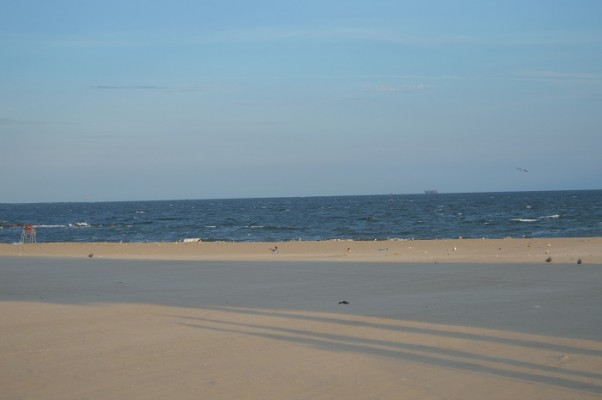 Pictures of Coney Island Beach, NY for your viewing pleasure