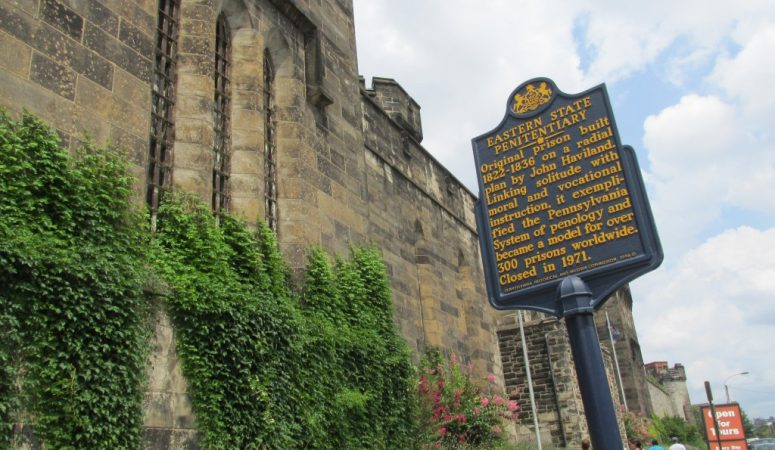 Touring The Eastern State Penitentiary