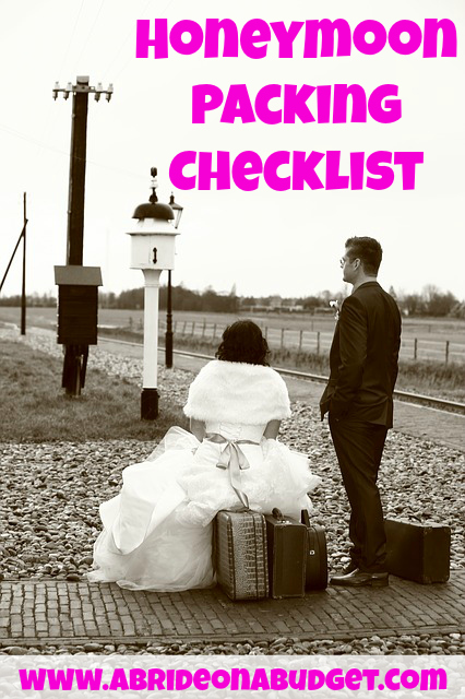 Honeymoon Packing Checklist