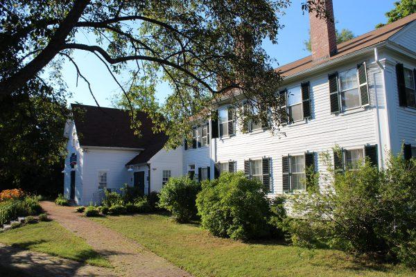 Pierce Manse: Concord, New Hampshire