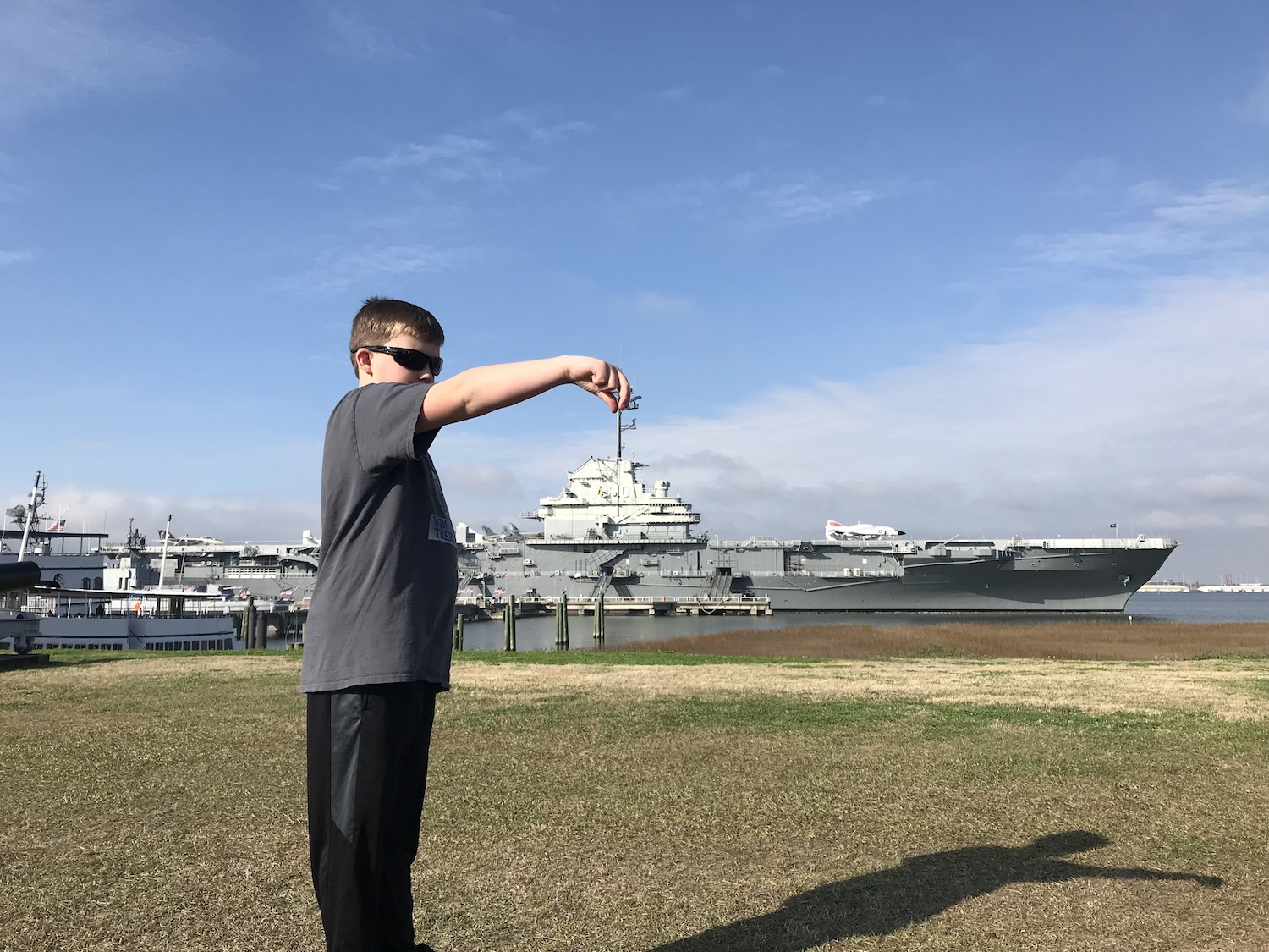 Travel Memories: Patriots Point