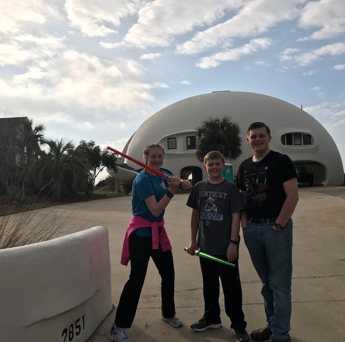 Star Wars House in Charleston