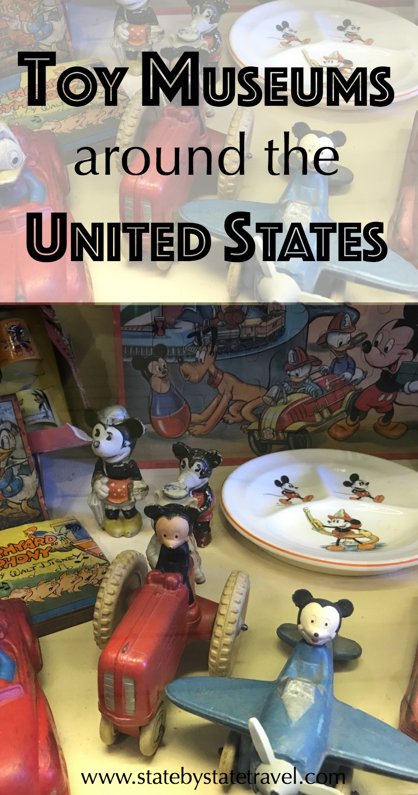 TOY MUSEUMS AROUND THE US