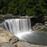cumberland falls waterfall