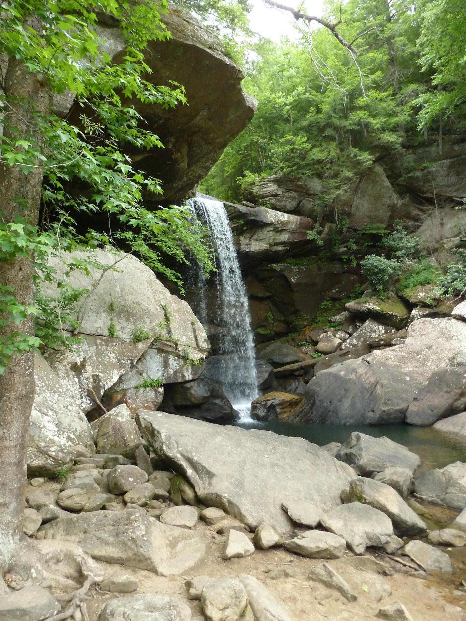 Eagle Falls Corbin Kentucky