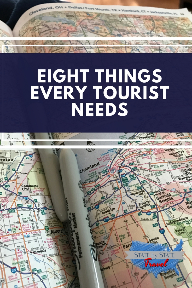 eight things every tourist needs
