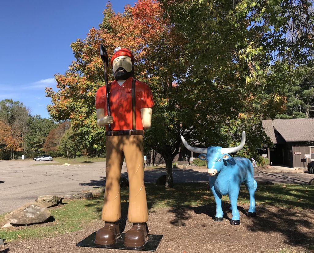 Paul Bunyan Logging Camp & Museum