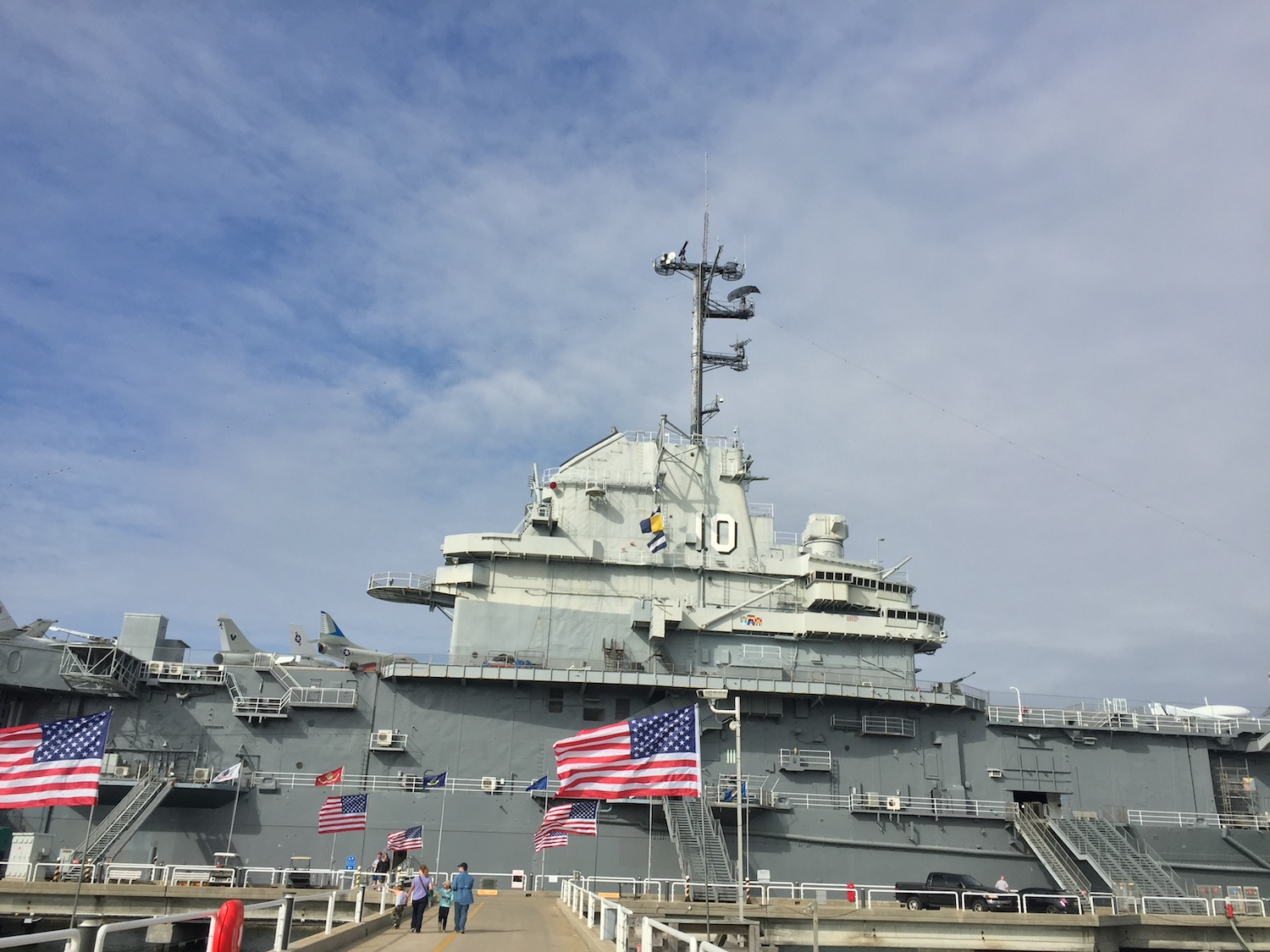 Patriots Point: USS Yorktown Naval Museum