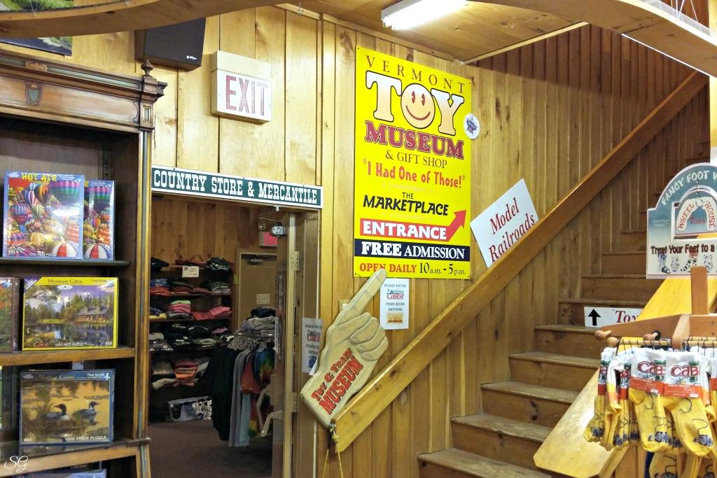 vermont toy museum