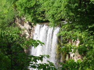 Falling Springs Falls Covington Virginia