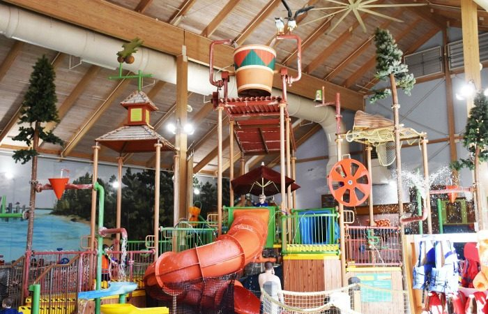 Great Wolf Lodge Family Adventures