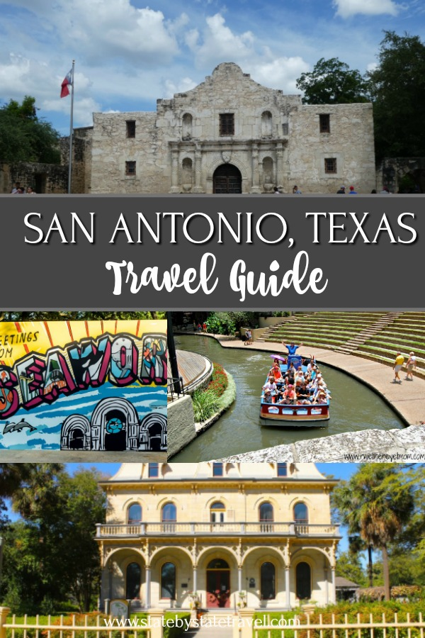 San Antonio Texas Travel Guide