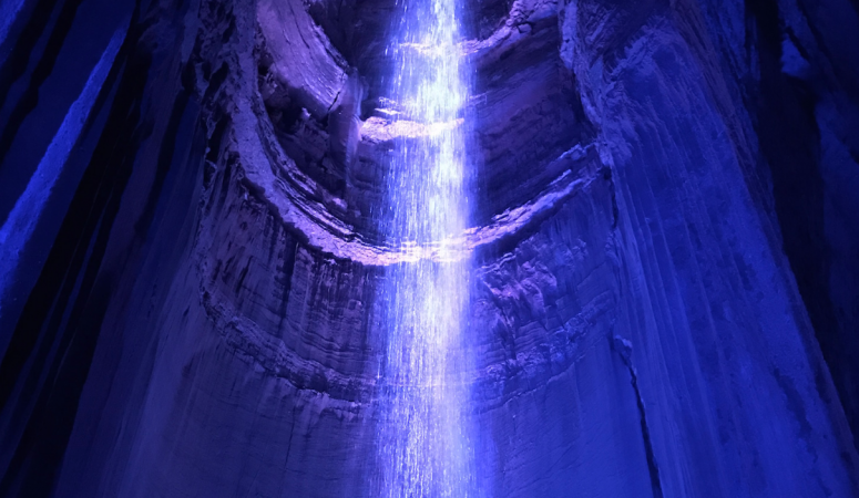 Ruby Falls:  Chattanooga, TN