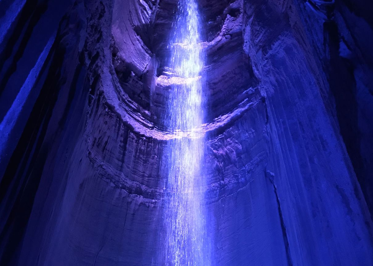 Ruby Falls Chattanooga TN