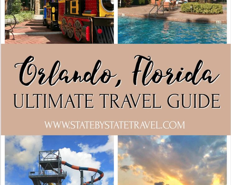 Ultimate Travel Guide Orlando Florida