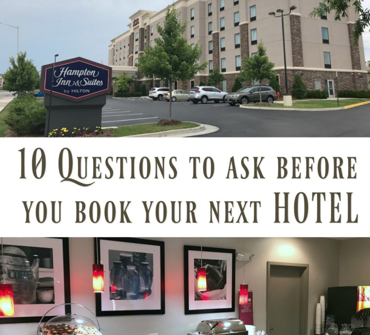 Questions to ask before you book your next hotel