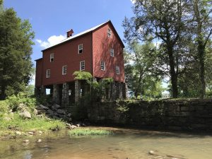 Alvin C York Historical Site