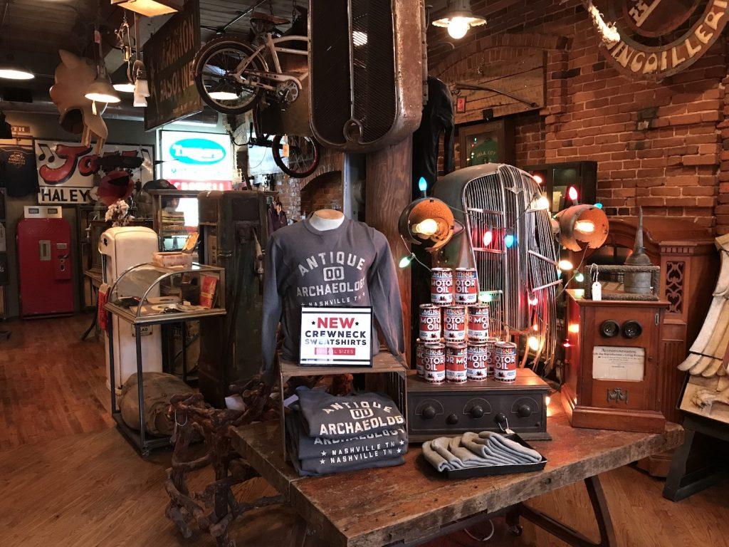 Antique Archaeology Store – Nashville