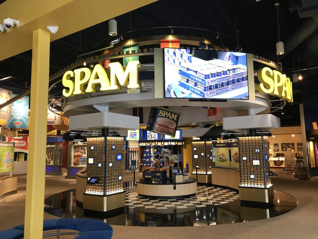 Spam Museum Minnesota