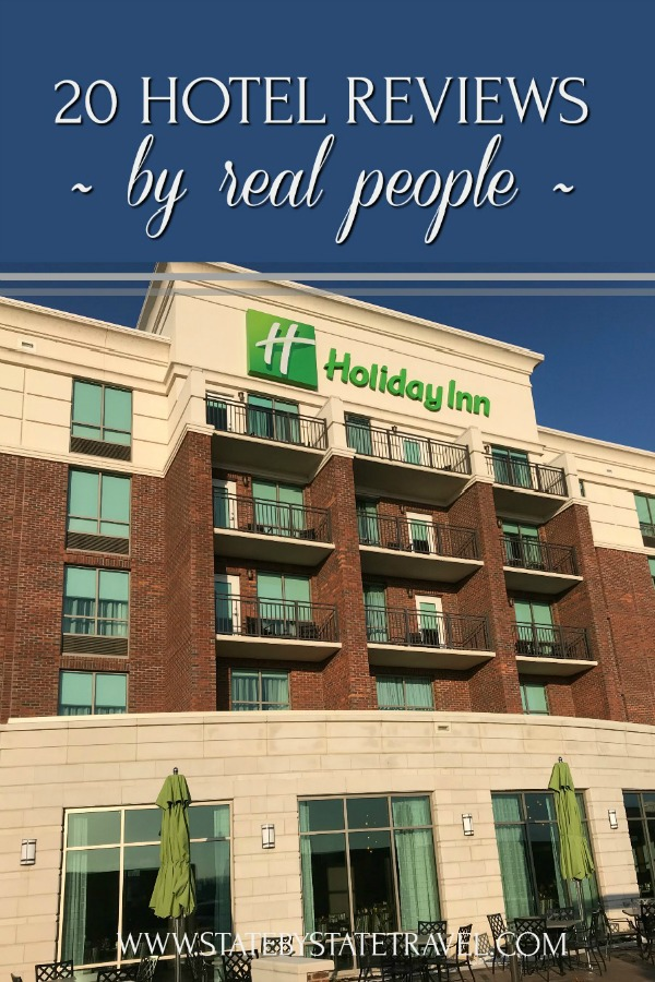Hotel Reviews by real people