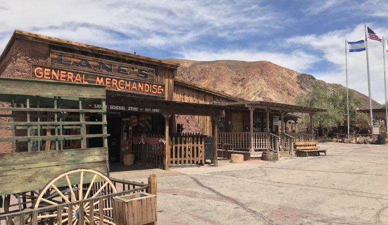 Calico Ghost Town: Yermo California